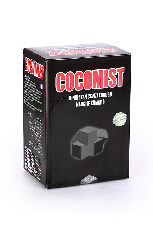 Cocomist Kömür (72 Parça)