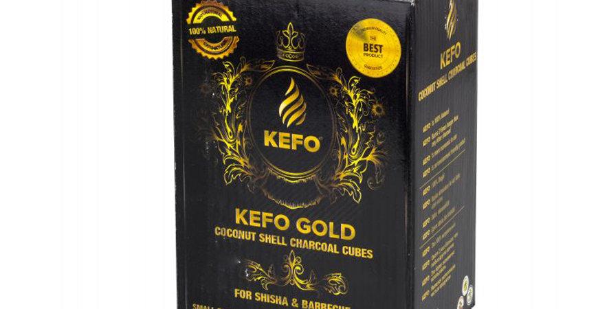 Kefo Gold Nargile Kömürü