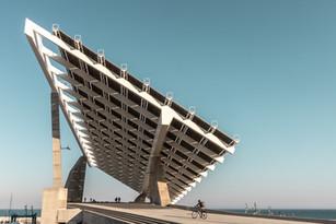 Esplanade & Solar Panels