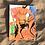 Thumbnail: Watercolour on paper - Man on beach chair
