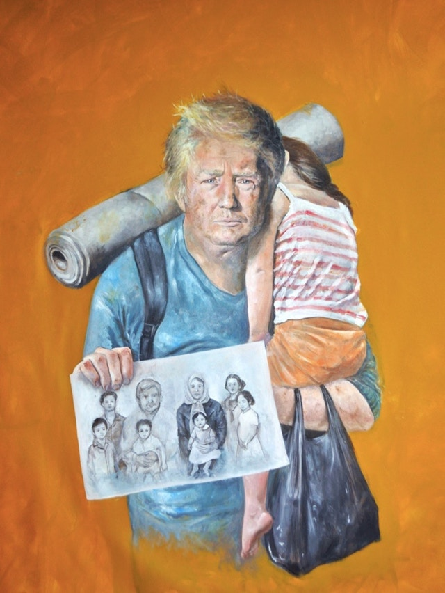 Trump Refugee
