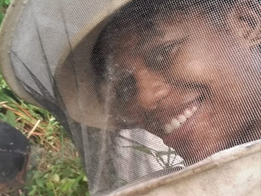 Nikita starts a honey production business (Trinidad)