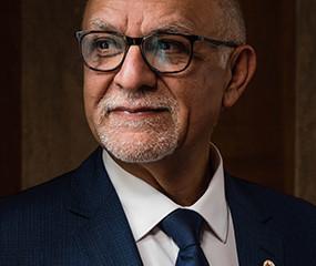 Dr. Mohamed-Iqbal Ravalia – Come from Away