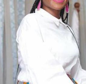 Gladys' enduring smile (Ghana)
