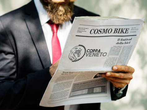 COPPA VENETO AL CENTRO DI COSMO BIKE
