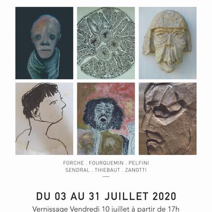 EXPOSITION JUILLET 2020