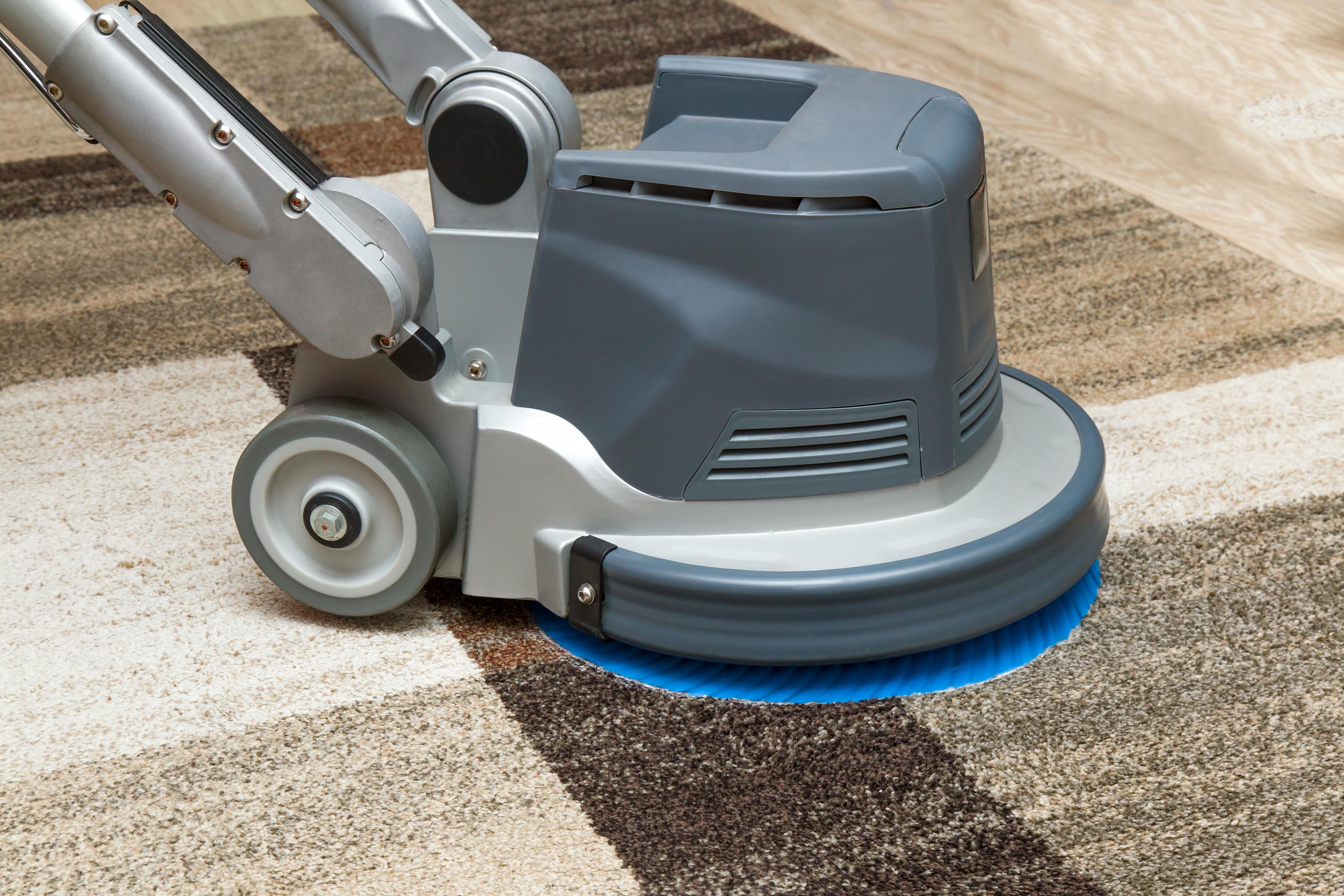 Carpet Deep Clean 4 Rooms