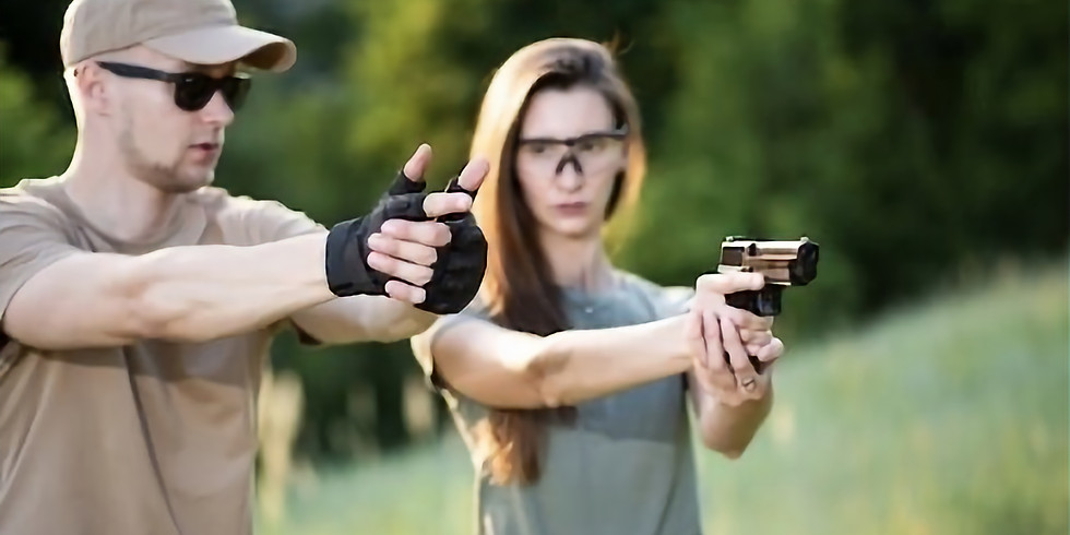 The NRA Basic Pistol Shooting Course