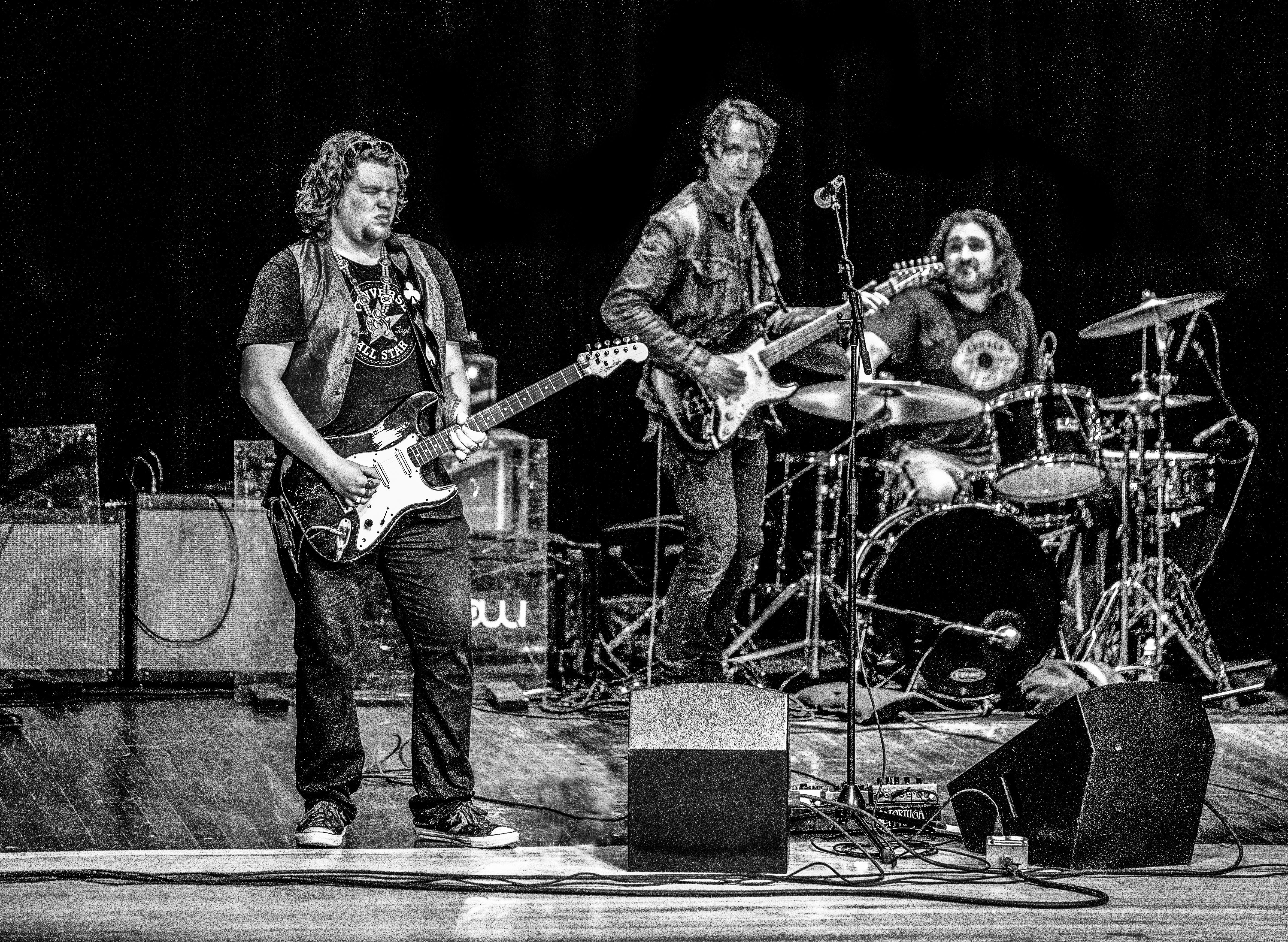 Tyler Lenius Band & Ian Moore