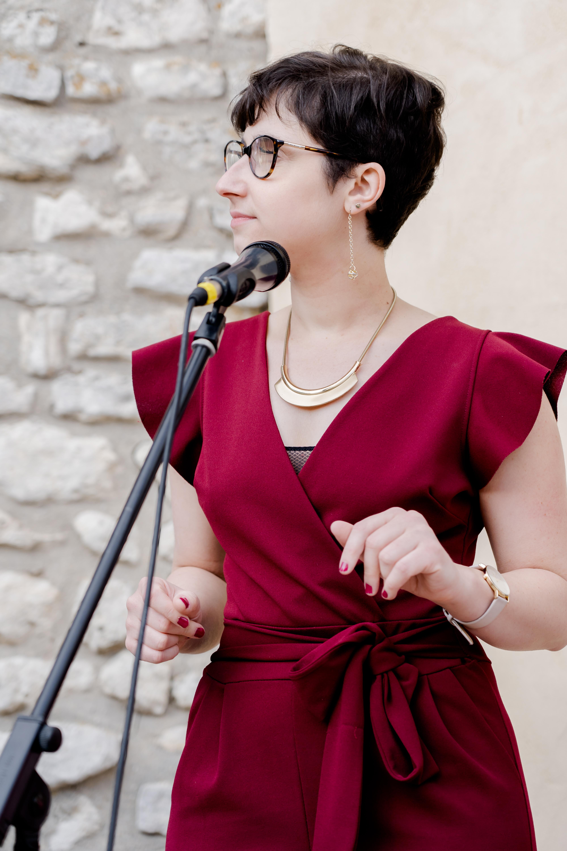 Camille De Santis - Alto - Pianiste