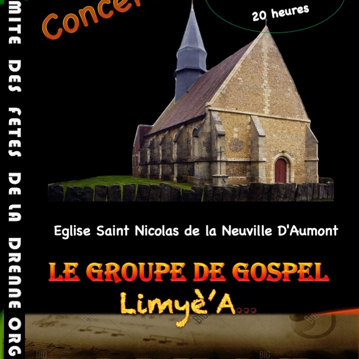 CONCERT GOSPEL  - REPORTE (COVID) -