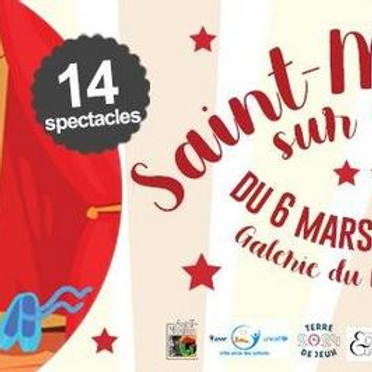 """FESTIVAL """"SAINT MAXIMIN SUR SCÈNE"""" - REPORTE (COVID) au 13 novembre"""