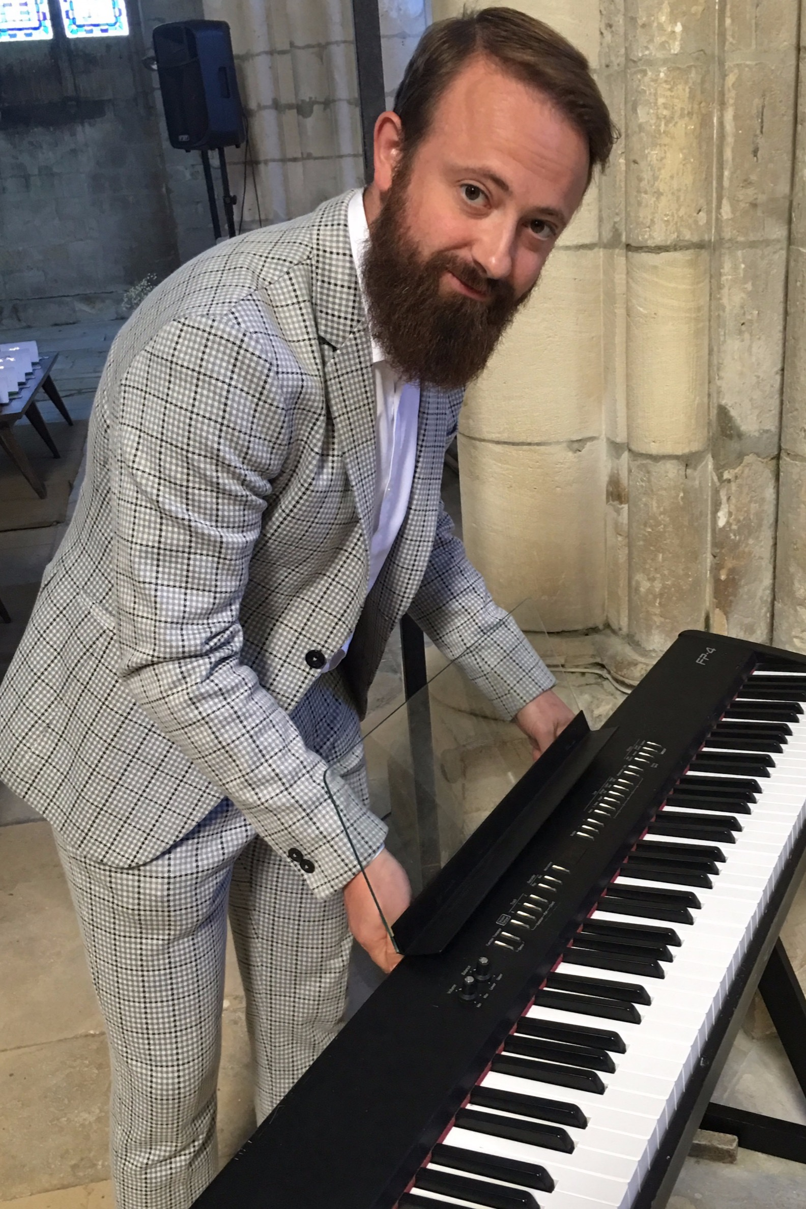 Musicien - Pianiste - Soliste