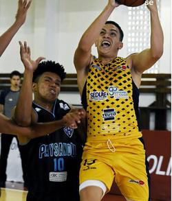 Raphael Sartini, da AEGB, em jogo contra o Paissandu pela Copa Brasil de Clubes sub-21 anos - abril 2018_foto 2.png