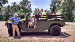 Humvee Tour