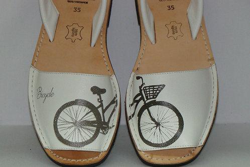 Maria Bike Branca