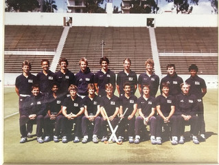 US Men's Field Hockey Foundation Hall of Fame inaugural class of inductees Woods, Iqbal, Newton and