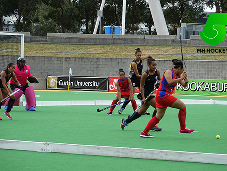New FIH Academy course puts Hockey 5s center stage