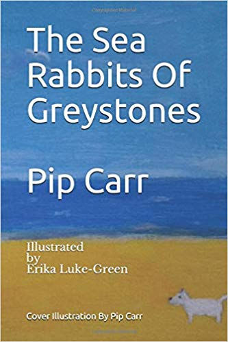 New book cover Sea rabbits of Greystones