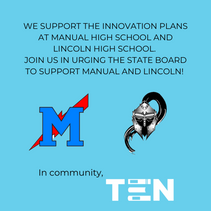 WE SUPPORT THE INNOVATION PLANS AT MANUA