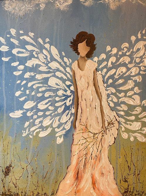 My butterfly angel