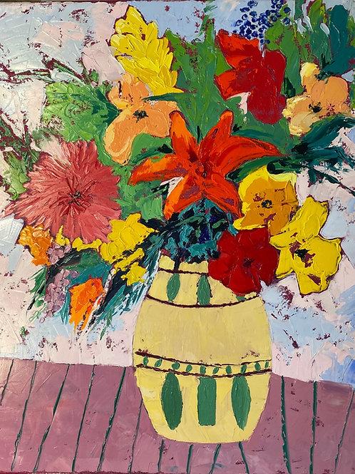 In the memory of Matisse