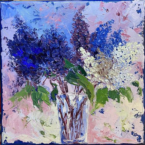 Lilac ambiance
