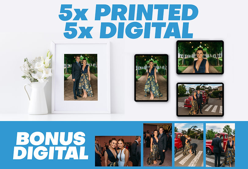 Formal Photography Full Package