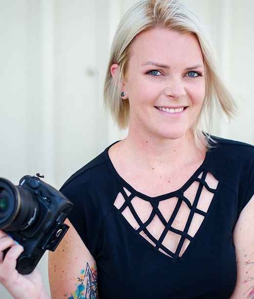 Architara Photo founder, Tara Kellogg