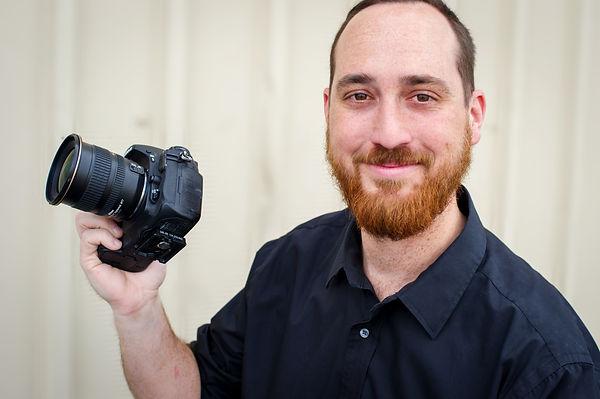 Jeremy, team photographer