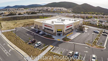 aerial drone commercial photo