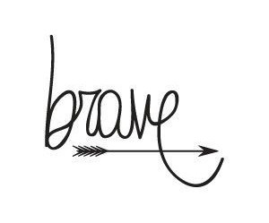 100 Days to Brave - Day 1