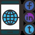 especialista web design redes sociais