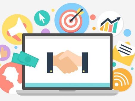 12 Ações de Marketing Digital infalíveis para o seu negócio prosperar na internet (e fora dela)