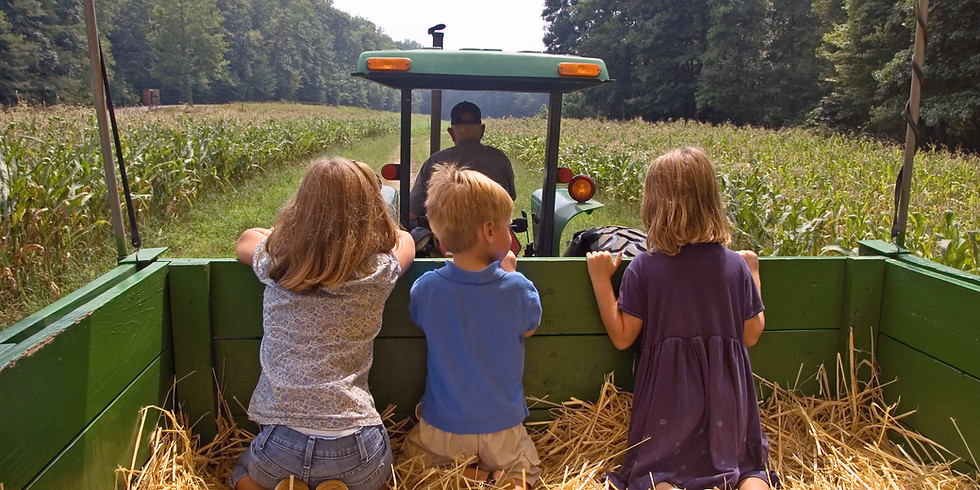 Don't Lose the Farm- Succession Planning Webinar - noon session