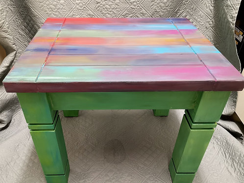 Coffee Table (upcycled)