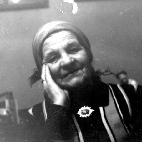 """Анна Маcс. """"На Колодозере."""" По рассказам Ирины Константиновны Богдановой"""