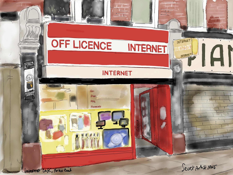 Internet Cafe Fortess Road