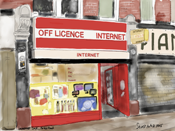 Internet Cafe Fortess Road