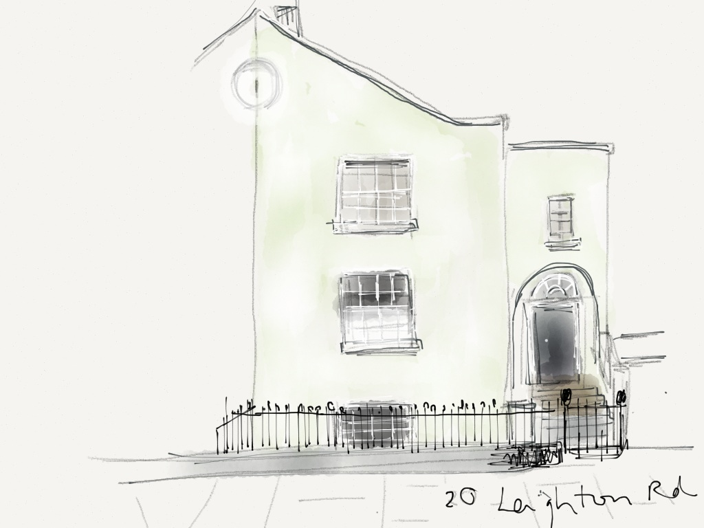 20 Leighton Road