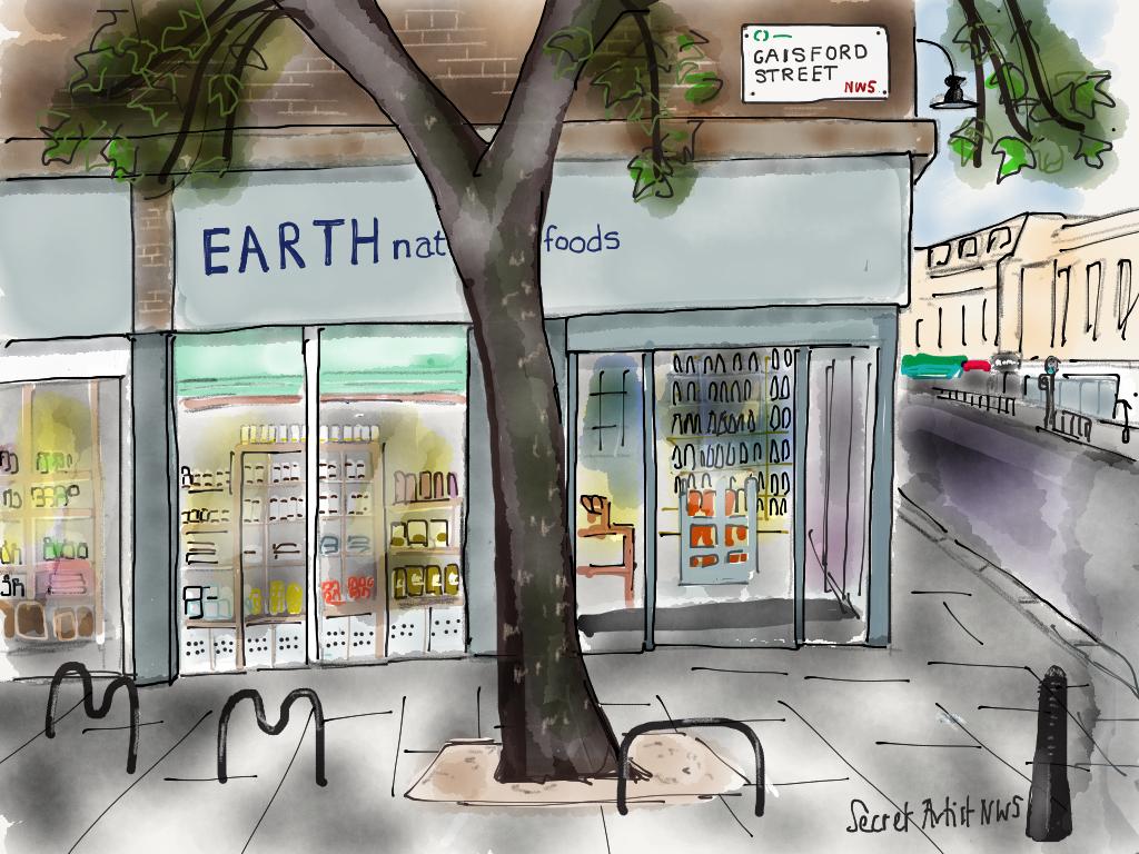Earth, Kentish Town Road