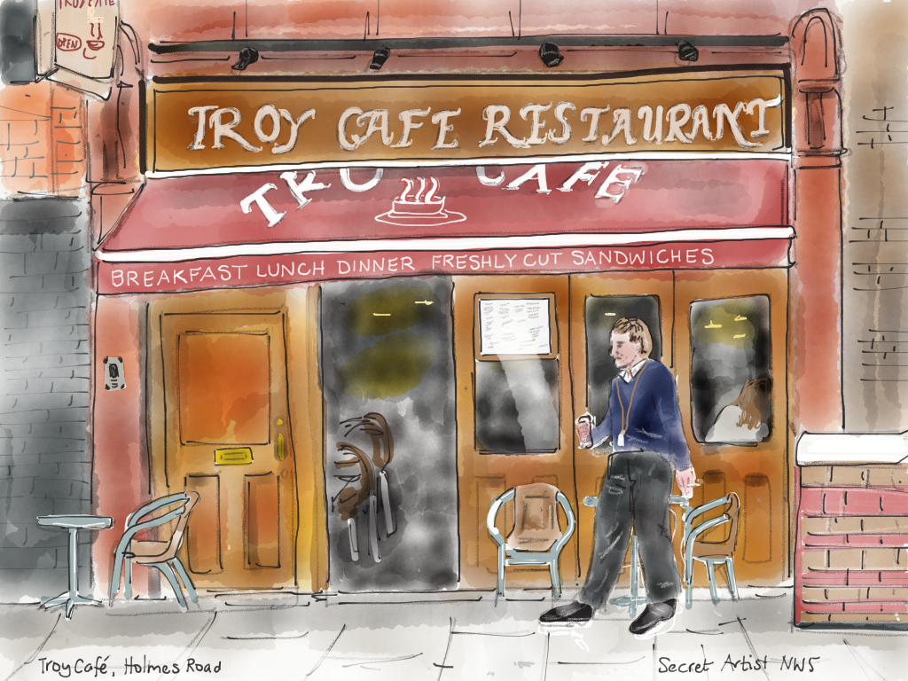 Troy Cafe, Holmes Road
