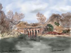 Hampstead Heath aqueduct