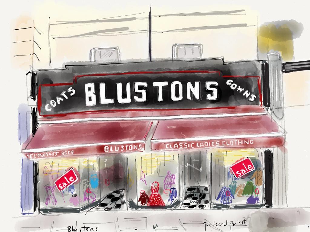 Blustons