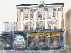 Bull & Gate, refurbished 2015