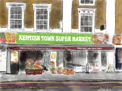Kentish Town Super Market