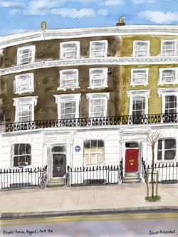 Engels' house