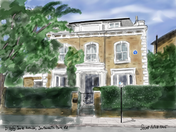 Richard D'Oyly Carte house