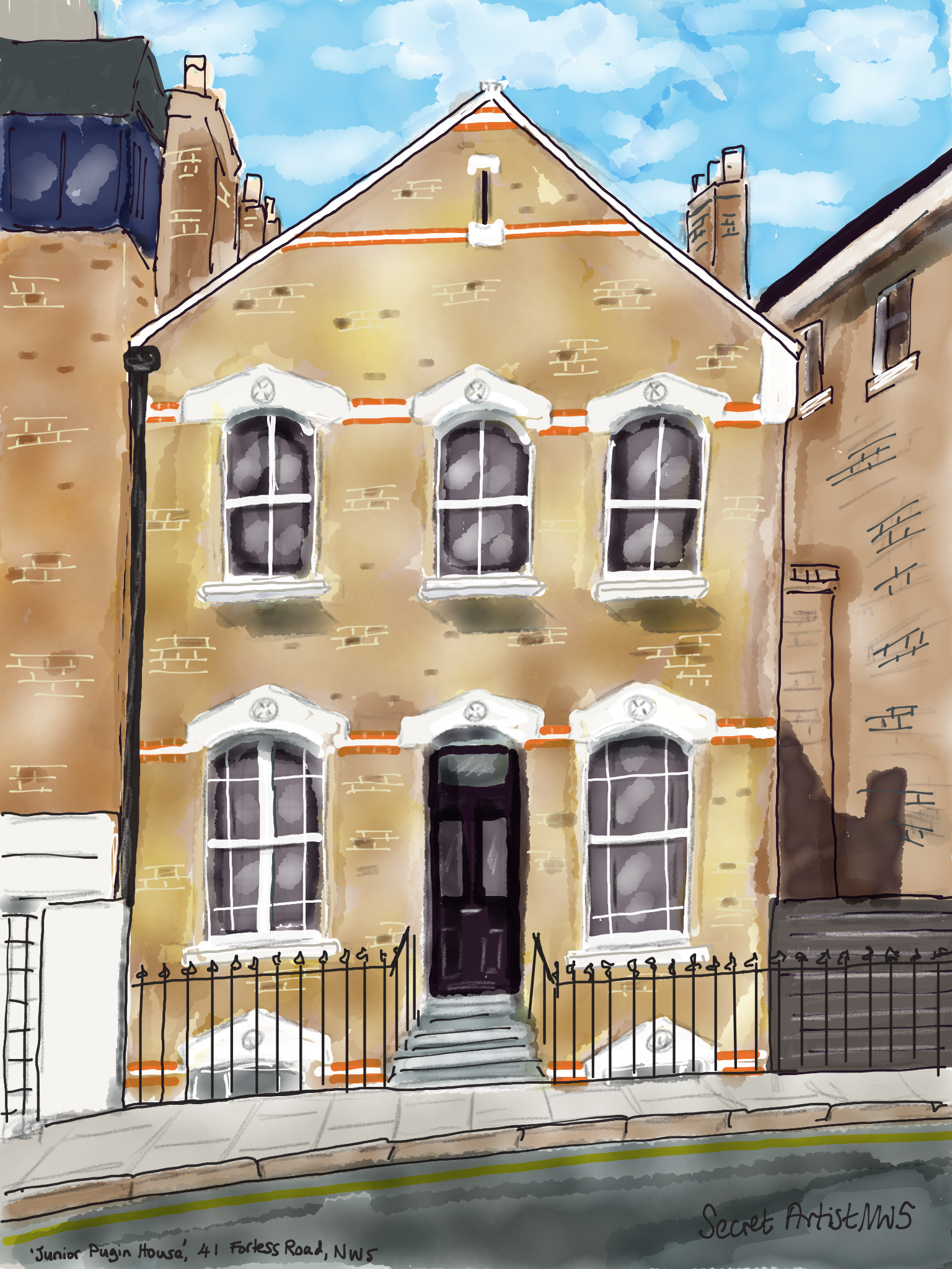 Junior Pugin House