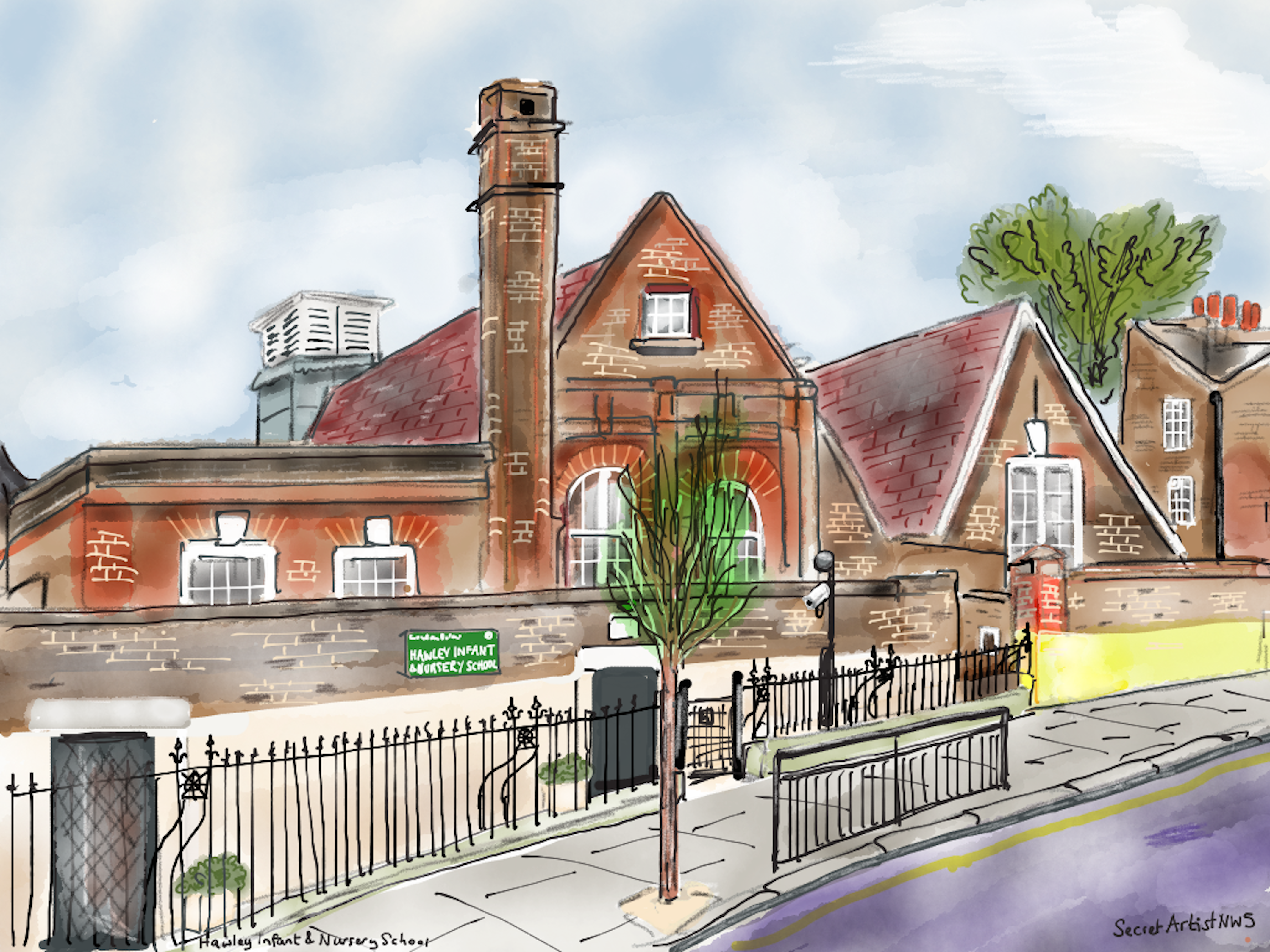 Hawley Infant & Nursery School
